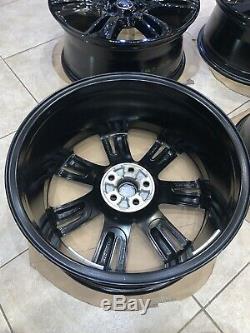 Genuine Range Rover Velar Black 20 7014 Alloy Wheels Discovery Sport 4 5 8.5J
