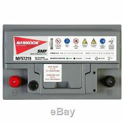 Hankook 072 Battery Land Rover 90/110 DEFENDER DISCOVERY 1&2 RANGE ROVER -02
