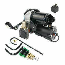Hitachi Air Compressor Pump&Pipe Kit for Land Rover Discovery3, Range Rover Sport