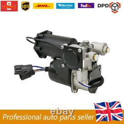 Hitachi+Relay Air Suspension Compressor Pump For Range Rover Sport Discovery 3&4