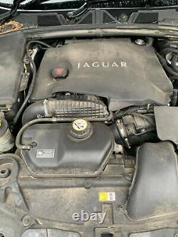 JAGUAR S TYPE XJ XF / DISCOVERY 3 / RANGE ROVER SPORT 2.7 V6 TDV6 ENGINE 121k