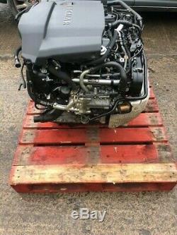 Jaguar Xf / Land Rover Discovery / Range Rover Sport 3.0 Tdv6 Engine 306dt