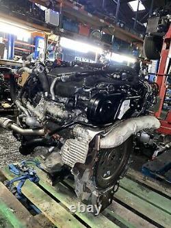 LAND ROVER DISCOVERY 3.0TDV6 306DT Complete Diesel Engine 25k miles 2010-2015