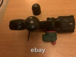 LAND ROVER DISCOVERY 3 & 4 AND RANGE ROVER SPORT DETACHABLE TOWBAR. New