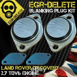 LAND ROVER DISCOVERY 3 RANGE ROVER SPORT TDV6 EGR Removal Blanking plate kit