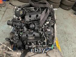 LAND ROVER RANGE ROVER SPORT 3.0 DIESEL SDV6 306DT ENGINE EU6 COMPLETE 40k MILES