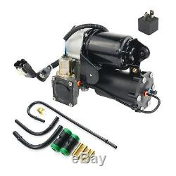 LR023964 For Land Rover Discovery 3 MK3 Hitachi Air Compressor Pump & Pipe Kit