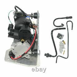 LR023964 RANGE ROVER SPORT, LR Discovery 3&4 AMK Air Suspension Compressor+Relay