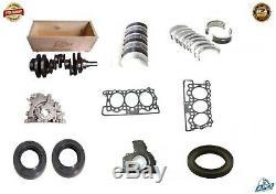 Land Range Rover 3.0 Crankshaft 306dt + Engine Rebuild Reconditioning Parts New