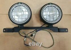 Land Range Rover Discovery Defender P38 Safari 5000 Driving Lights Lamps Bracket