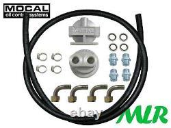 Land Range Rover V8 Sd1 3500 3.5 3.9 Universal Mocal Remote Oil Filter Kit Fk0