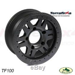 Land Rover 16 Anthracite Alloy Wheel Rim Discovery Range Defender Tf100 Tf