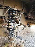 Land Rover Defender 90 / Discovery / Range Rover X-Springs Longer Travel X-Eng