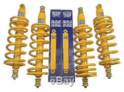 Land Rover Defender and Discovery 2 lift kit medium duty springs DA4286MD