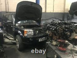 Land Rover Discovery 2.7 Engine Supply & Fit