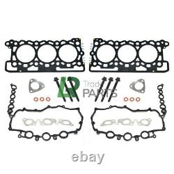 Land Rover Discovery 3 2.7 Tdv6 Head Gasket Set Cylinder Head Repair & Bolts Kit