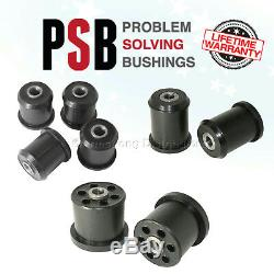 Land Rover Discovery 3 & 4 (05-15) Front Suspension Poly Bushing Kit- PSB 221ABC