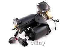 Land Rover Discovery 3 Hitachi Suspension air Compressor Pump +Relay LR023964