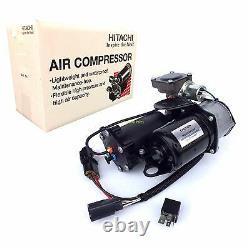 Land Rover Discovery 3 Oem Hitachi Air Suspension Compressor & Relay Lr023964