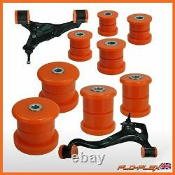 Land Rover Discovery 3 Suspension Bushes Front Wishbone Arms Kit 2004-09