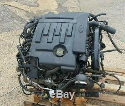 Land Rover Discovery 4 3.0 TDV6 306DT Complete Engine 84K