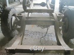 Land Rover Discovery Range Rover Chassis Solid