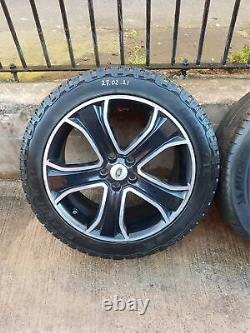 Land Rover Discovery Range Rover Sport 20 Alloy Wheels With Tyres 275/45 R20