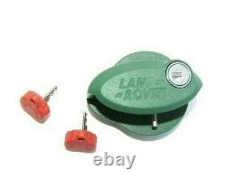 Land Rover Lr3 Lr4 Range Rover Sport Tow Trailer Hitch Receiver Lock Key Large