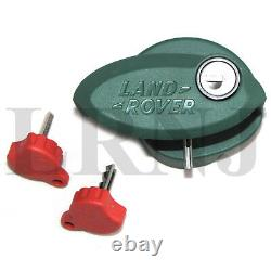 Land Rover Lr3 Lr4 & Range Rover Sport Tow Trailer Hitch Receiver Lock Key Small