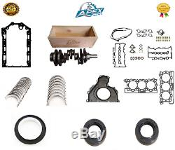 Land Rover Range Rover 2.7 Crankshaft 276dt Engine Rebuild Parts Kit New