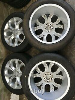 Land Rover Range Rover/Discovery 5 19 Alloy Wheels With Tyres 235 55 19