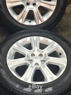Land Rover Range Rover Evoque Velar Discovery Sport Freelander Alloy Wheels