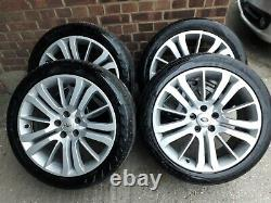 Land Rover Range Rover Sport Discovery Alloy Wheels With Good Tyres 20 Inch