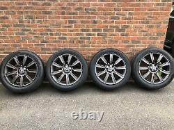 Land Rover Range Rover Sport Discovery Defender 21 Inch Alloy Wheels Genuine Lr