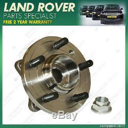 Land Rover Range Rover Sport L320 Front Hub Wheel Bearing Kit 20052013 Lr014147