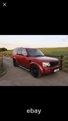 Land Rover discovery 4 not rangerover defender