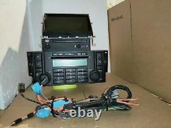 Land Rover freelander 2 FOMOCO 1cdx car cd radio sat nav stereo player