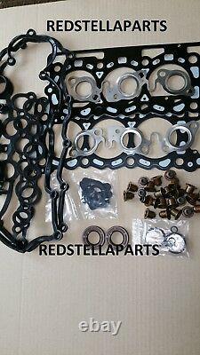 Landrover Discovery Range Rover 2.7 D Td Full Head Gasket Set/ Kit Tdv6 276dt