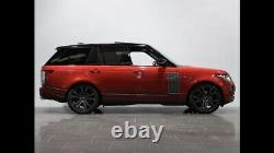 Ltd Edition 22 Genuine Range Rover Vogue Sport Svo Autobiography Alloy Wheels