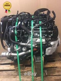 Motor 3.0 V6 306DT LAND ROVER DISCOVERY 4 RANGE ROVER SPORT 49TKM KOMPLETT