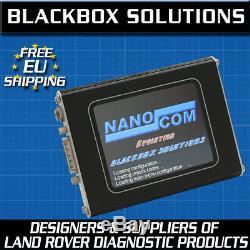 Nanocom Evolution Land Rover Discovery 2 TD5 Diagnostics (NCOM02)