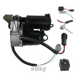 New Land Rover Discovery 3 Hitachi air Suspension Compressor Pump&Relay LR023964