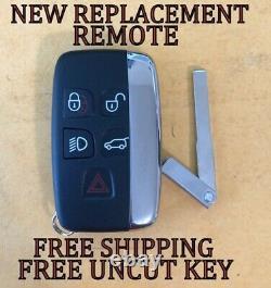 New Smart Key Proximity Remote Fob For Land Rover Lr2 4 Range Rover Evoque Sport