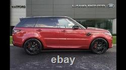 Oem Stormer 21 Range Rover Vogue Sport Discovery Alloy Wheels Pirelli Tyres
