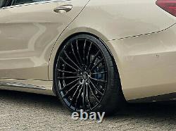 Pristus Alufelge Felgen 9,5 22 Zoll Range Rover Velar Evoque Sommerräder silber