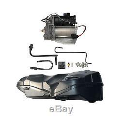 RANGE ROVER SPORT LR Discovery 3 & 4 Air Suspension Compressor PUMP + COVER