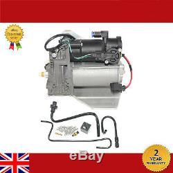 RANGE ROVER SPORT LR Discovery3 & 4 AMK Type Air Compressor PUMP&Relay RQG500150