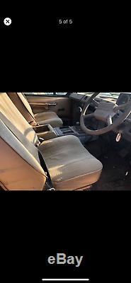 Range Rover 2 door barn find