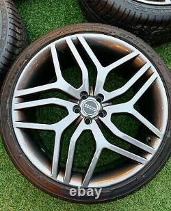 Range Rover 22 Inch Alloy Wheels, Evoque, Velar, Discovery Sport 508 Style
