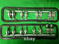 Range Rover Classic V8 Rocker Shafts X 2 16 Aluminium Rockers- Oem Quality
